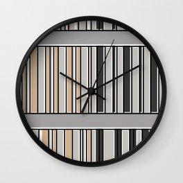 Edificio INCE -Detail- Wall Clock