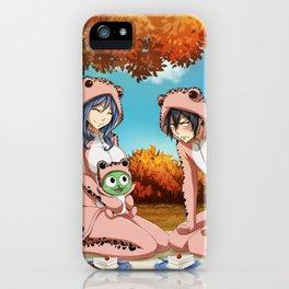 Gruvia - Frosh iPhone Case