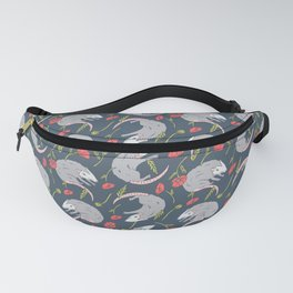 Possums and Poppies Fanny Pack