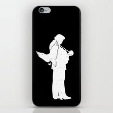 Johnny Cash iPhone & iPod Skin