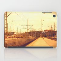 finland iPad Cases featuring helsinki (finland) - railway station by aune