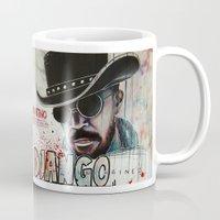 django Mugs featuring Django / Jamie Foxx by Jessis Kunstpunkt.