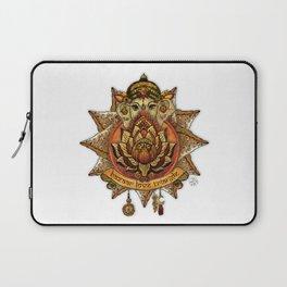 Keep Korma and Curry On Laptop Sleeve