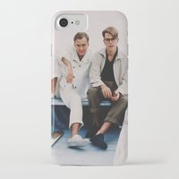 ripley iPhone & iPod Cases featuring TALENTED MR. RIPLEY by VAGABOND