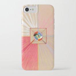 "Hilma af Klint ""The Swan, No. 11, Group IX-SUW"" iPhone Case"