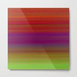 Every Color 103 Metal Print