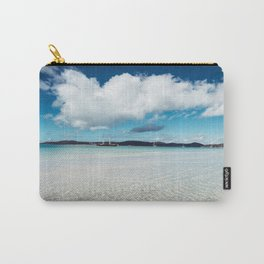 whitsunday island Carry-All Pouch