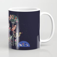 Monkeys and fruits Mug