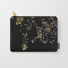 leaves in the moonlight Carry-All Pouch