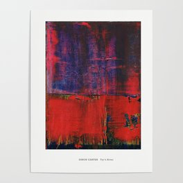 Simon Carter Painting Tyr's River Poster