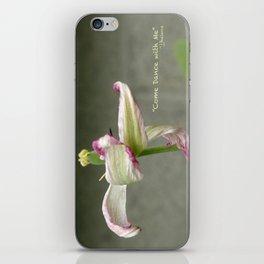 """""""Come Dance with Me"""" ~jjhelene iPhone Skin"""