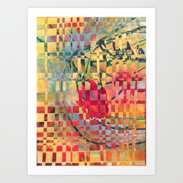 SMOOTH SAILING 1 Art Print