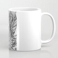 Garden of fine lines Mug