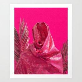 ABSENCE 01 Art Print