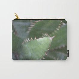 Agave Pads & Spines Carry-All Pouch