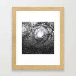 Whole. Framed Art Print