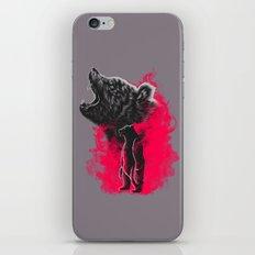 I'm a bear iPhone & iPod Skin