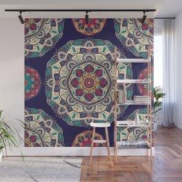 Colorful Mandala Pattern 007 Wall Mural