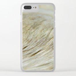 Fur I Clear iPhone Case