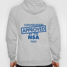 Conversation Approved by the NSA Hoody