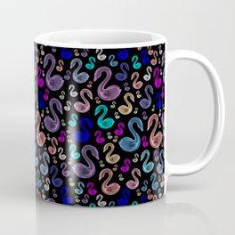 Enchanted Swans Coffee Mug