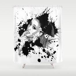 ariana desain 002 Shower Curtain