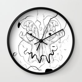 You hold every last ounce of my happiness in your hands Wall Clock