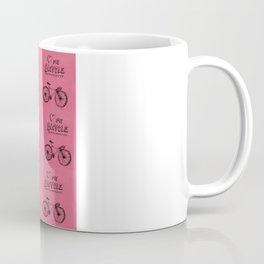 Love my Bicycle Coffee Mug
