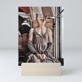 Bookish Mini Art Print
