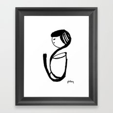 Grateful Framed Art Print