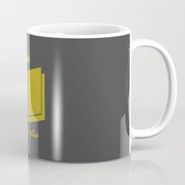 The King in Yellow Coffee Mug