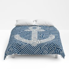 Knot & Anchor Comforters