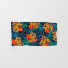My Tropical Garden 17 Hand & Bath Towel