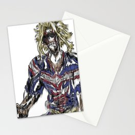 Not All Right Stationery Cards