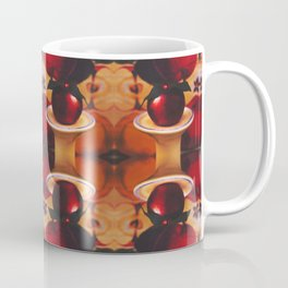 Apple of my Eye Photographic Pattern #1 Coffee Mug