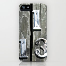 Lucky Fraction iPhone Case