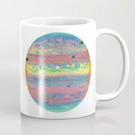 Triple Eclipse on Jupiter Coffee Mug