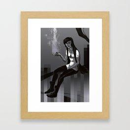 Subspace II Framed Art Print