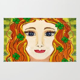 Lady Luck Rug