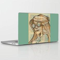 Iron Woman 1 Laptop & iPad Skin