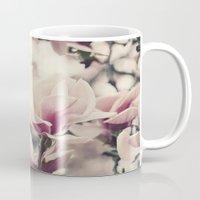 royal Mugs featuring Royal by Laura Ruth