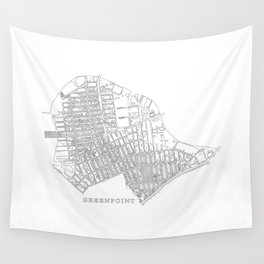 Greenpoint Wall Tapestry