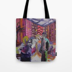 A FIGHT  Tote Bag