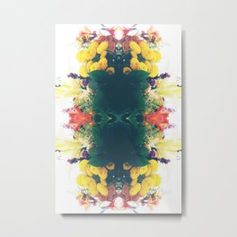 Summer Bouquet Psychedelia 2012 Metal Print