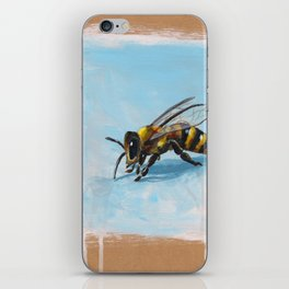 Buzzle-bee iPhone Skin