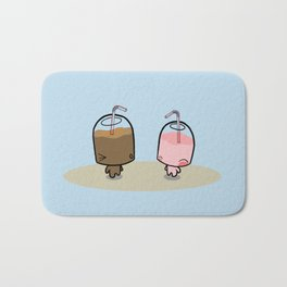 made for each other Bath Mat