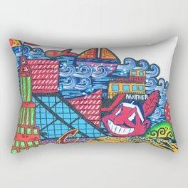 Wahoo Rectangular Pillow