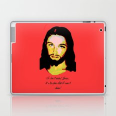 Jesus Fans Laptop & iPad Skin