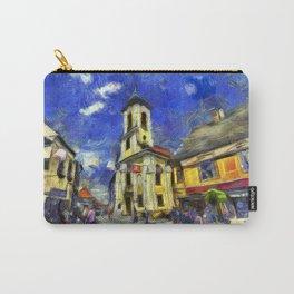 Szentendre Hungary Van Gogh Carry-All Pouch
