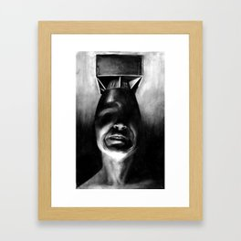 Everything is Eventual Framed Art Print